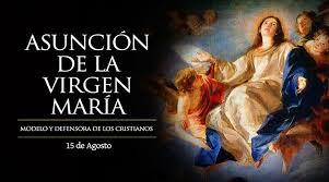 Resultado de imagen de la Asunción de la Virgen