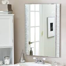 bathroom mirrors modern