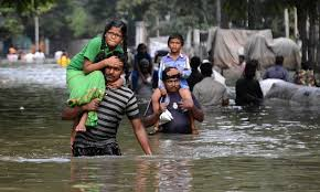 Image result for most popular photograph of chennai floods