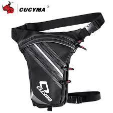 <b>CUCYMA</b> Motorcycle Bag <b>Waterproof</b> Oxford Waist Bag Moto Drop ...