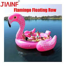 <b>JIAINF Hot Sale</b> 6 8 Person Huge Unicorn Pool Float Giant Inflatable ...