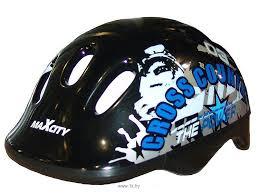 <b>Maxcity Baby cross</b> blue купить <b>шлем</b> для катания на роликах ...