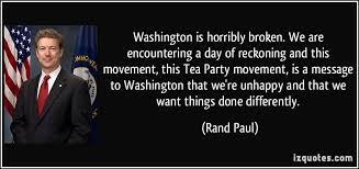 Tea Party Movement Quotes. QuotesGram
