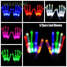 1/2pcs Colorful Xmas <b>Dance</b> Rave Luminous Festive Party Supplies ...