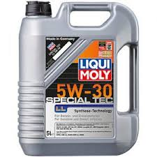 Liqui Moly Special Tec LL 5W-30 (ACEA: A3/B4, <b>BMW Longlife</b>-<b>01</b> ...