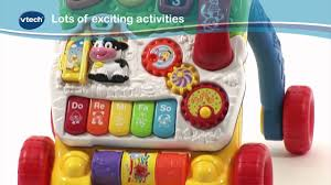 <b>VTech</b> First Steps <b>Baby Walker</b> | <b>VTech</b> Toys UK - YouTube