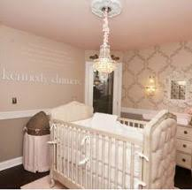 princess nursery decor
