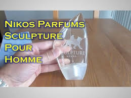 <b>Nikos</b> Parfums <b>Sculpture Pour Homme</b> - YouTube