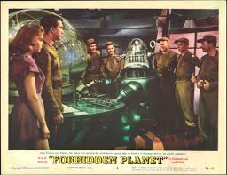Image result for images of movie forbidden planet