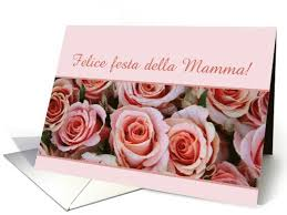 Image result for happy mothers day in italian