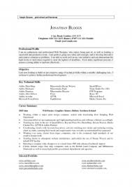best professional profile resume samples  seangarrette copersonal profile examples for resumes  x