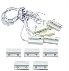 10pcs lot normally closed wired door window sensor 330mm