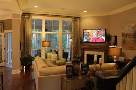 living room layout tv fireplace