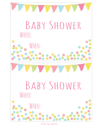 printable baby shower invitation easy peasy and fun pink baby shower invites