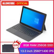 <b>Alldocube KNote 8 Lite</b> 13.3 inch Intel Core-M Windows 10 Tablets ...