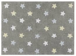 <b>Ковер Lorena Canals Триколор</b> Звезды Stars Tricolor - купить в ...