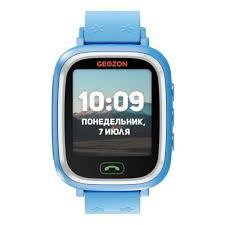 Детские <b>умные часы Geozon Lite</b> Blue — купить в интернет ...