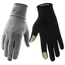 Зимние <b>теплые перчатки</b> с <b>сенсорным</b> экраном для улицы ...