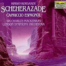 <b>Rimsky</b>-<b>Korsakov</b>: <b>Scheherazade</b> / Capriccio Espagnol