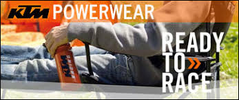 Image result for ktm powerwear