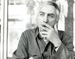 Roland Barthes in suitably thoughtful pose and jungle suit, as required by mid-century francophone intellectuals …its previous position as an adjective ... - Roland-Barthes2