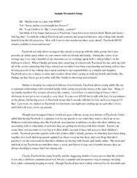 the good of facebook essay   comparative religion essaysthe good of facebook essay
