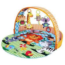 Купить <b>Развивающий</b> коврик <b>Biba Toys</b> Сафари (BP181) в ...