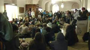 uc regents increase tuition group of students and activists has taken over wheeler hall at the university of california at