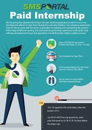 kick off your software development career a rockstar internship smsportal paid internship