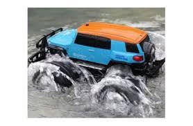 <b>Радиоуправляемая</b> машина <b>амфибия YED</b> Jeep Toyota - YED1601