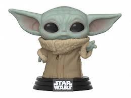 <b>Фигурка</b> Малыш Йода — <b>Funko</b> Star Wars The Mandalorian <b>POP</b> ...