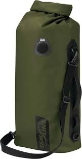 <b>Гермомешок Sealline Discovery</b> Deck Bag, 09670, оливковый, 20 л