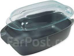 <b>Крышка Swiss</b> Diamond <b>стеклянная</b> 21х33см - Посуда и кухонные ...