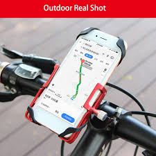 Mobile phone holder <b>GUB P20 Aluminum</b> Phone Holder Bicycle Clip ...