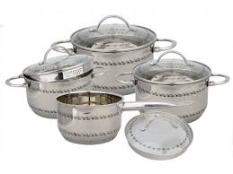 Купить <b>набор</b> посуды для готовки <b>Kelli KL</b>-<b>4263</b> (8-и предметный ...