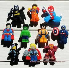Single <b>Sale 1pc</b> The Avengers Iron Man Captain America Shoe ...