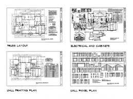 Building Construction Sample House Plans House Construction
