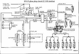 peugeot glow plug relay wiring diagram peugeot wiring diagrams ford diesel 6