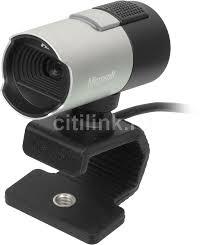 Купить Web-камера <b>MICROSOFT LifeCam</b> Studio, серебристый в ...