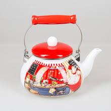 <b>Чайник</b> VETTA 2,5л &quot;Повар&quot; <b>эмалированный</b>