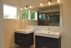 ampquot single floating bathroom vanity set