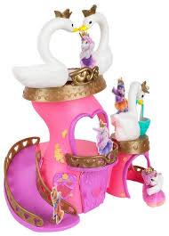 <b>Игровой набор</b> Filly Ballerina Swan <b>Palace</b> Лебединый замок ...