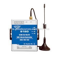 <b>GSM 3G 4G SMS</b> RTU <b>Controller Alarm</b> (2/4/8DI/2DO,USB Port ...