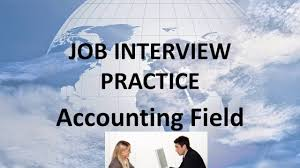 job interview practice accounting field unit practice  08 job interview practice accounting field unit 6 practice 3