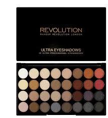 Купить REVOLUTION <b>Палетка теней</b> Ultra 32 <b>Eyeshadow</b> Palette ...