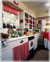 decor kitchen kitchen: image of red kitchen decorating ideas kitchen colourful design