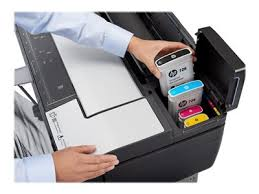 Product | <b>HP DesignJet T830</b> - multifunction printer - color