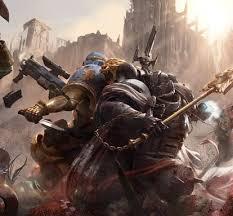Steam Workshop::Peacehammer 40k <b>Celestial Lions</b> Primaris