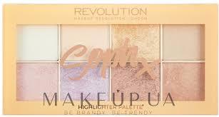 <b>Makeup Revolution</b> Soph Highlighter Palette - <b>Палетка</b> ...