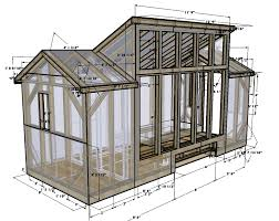 x Solar Tiny House Plans   Version     Tiny House Design x   house plans